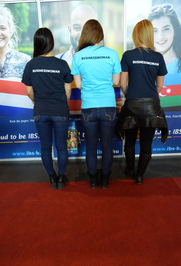 We had a wonderful time at the Educatio fair and met many future students!