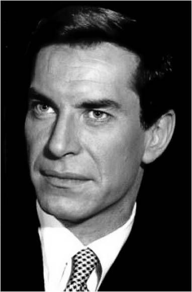 """Martin Landau played the leader of the Mexican bandits, Miguel - Season 4, Episode 1 """"The Vaqueros"""""""