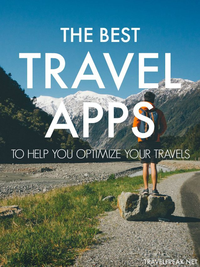 A list of the 16 best travel apps to help you plan and streamline every aspect of your travels.
