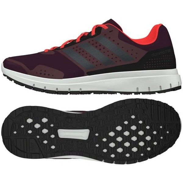 New Adidas Women\u0027s Duramo 7 ATR Running Shoe Maroon/Solar Red 6 ? liked on