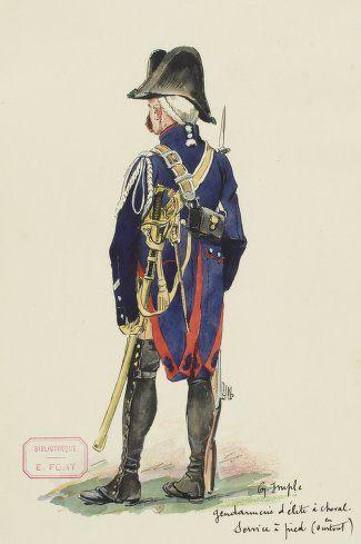 Garde_impériale_-_Gendarme_d'élite_de_service_à_pied,_en_surtout.jpg (325×489)