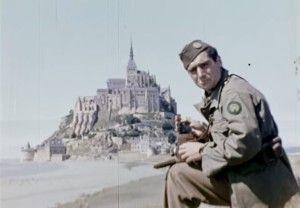 Robert Capa , Mont St Michel, 1944