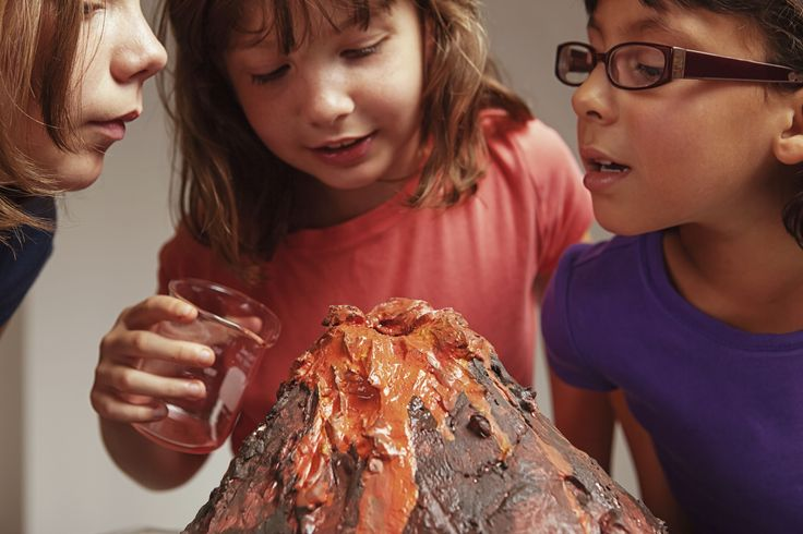 The chemical volcano is the classic science fair project. This step-by-step recipe will show you how to make your own baking soda volcano.