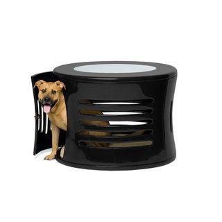 DenHaus ZenHaus Designer Dog House Furniture   When Most People Think Of Dog  Crates,