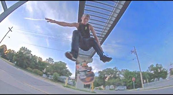 Chris Andersen vários vídeos - Clube do skate