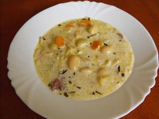 Ildikó receptjei: Vegyes leves zsenge babbal