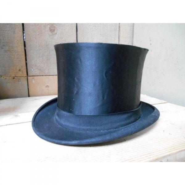 Chapeau Haut de Forme,Tuyau de Poele - Greg' s boutique