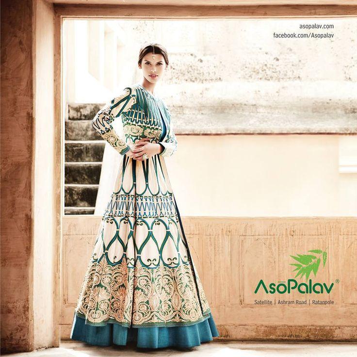 The fresh new #Season of #Elegance is here!  #Asopalav #Fashion #Style #Weddings