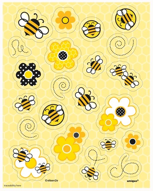Bee Party Supplies And Decorations