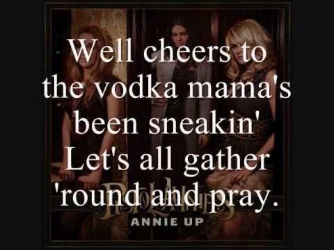 Pistol Annies - Hush Hush [Lyrics On Screen] - YouTube
