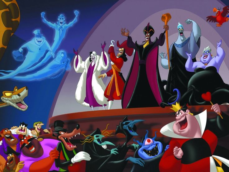 halloween disney villians