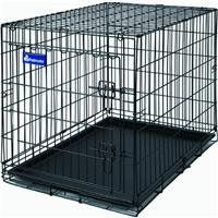 Petmate Home-Training 48-by-30-by-33-Inch Wire Dog Kennel Giant ** Read more  at the image link.