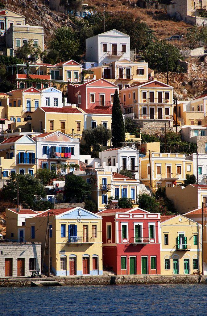Symi Island Island, Greece - selected by www.oiamansion.com