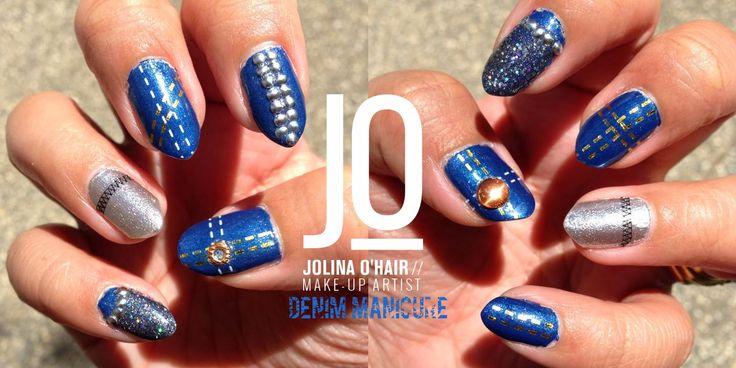 Ciate Denim Nail Manicure Kit