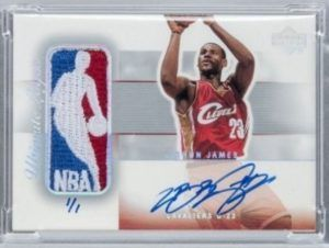LeBron James rookie card sells for $318.5K