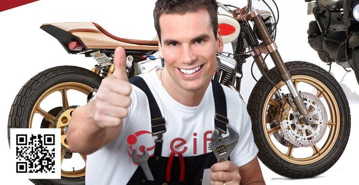 Técnico en mecánica de motos