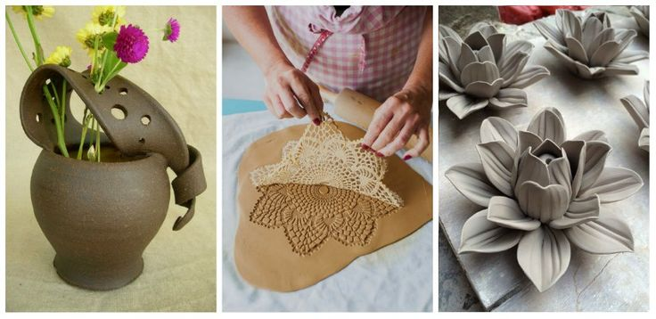 Obiecte ceramice din pasta polimerica modelatoare sau in traducere libera, lut. 26 idei de decoratiuni uimitoare din acest material