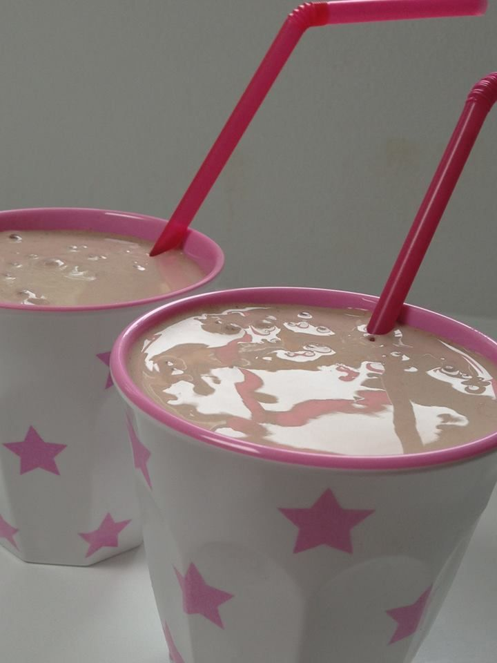 Super Speedy Chocolate Breakfast Shake
