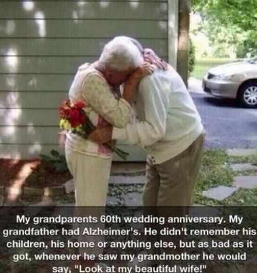 cute couple 6 True love never gets old (21 photos)