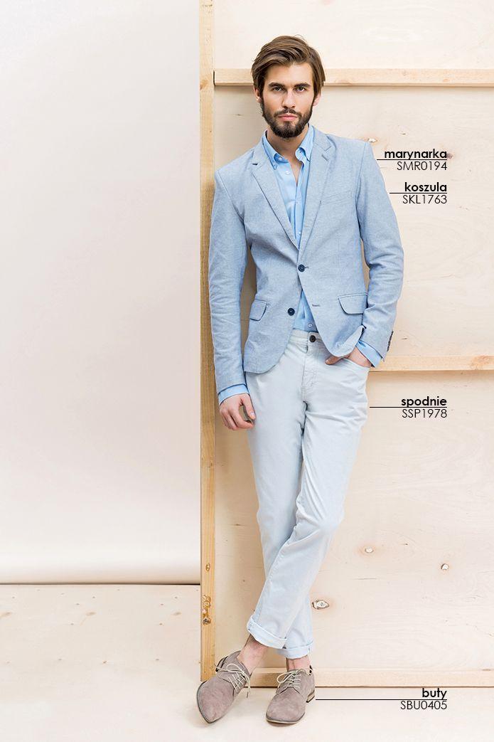 Modny męski look w wydaniu #topscret