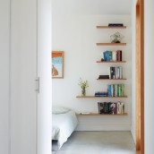 Lisa Moffitt : Maison à Limekiln Line