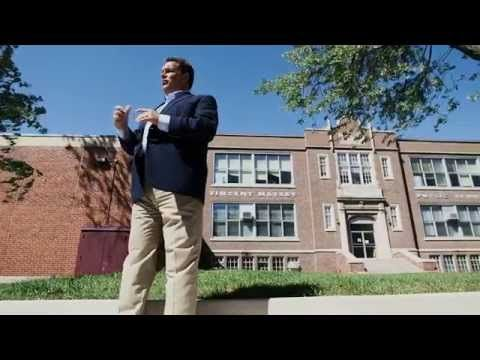 Dunpar Homes Purchases Vincent Massey School: Video with Councillor Mark Grimes   Dunpar Homes