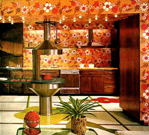 65 Best Images About 70s Interiors On Pinterest