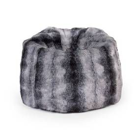 Dunelm Mill - £59 - Grey Faux Fur Bean Bag http://www.dunelm.com/product/faux-fur-grey-bean-bag-1000074596
