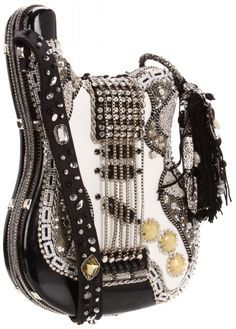 Mary Frances Graceland Shoulder Bag