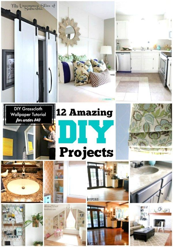 216 Best Diy Home Images On Pinterest Home Ideas