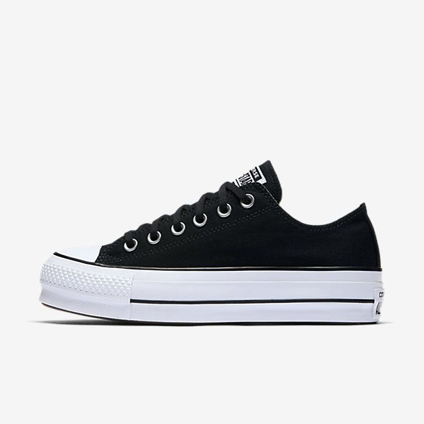 8d1226ef4485 Find the Converse Chuck Taylor All Star Lift Low Top Women s Shoe at  Nike.com
