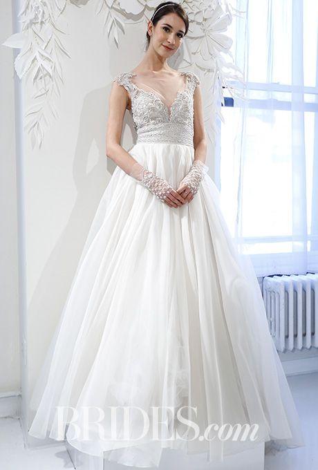 Brides: Watters Wedding Dresses - Fall 2016 - Bridal Fashion Week