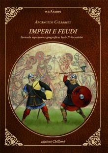 """Questa seconda espansione di """"Imperi e Feudi"""" consente di giocare con gli eserciti che hanno combattuto nelle Isole Britanniche nelle grandi battaglie medioevali."""
