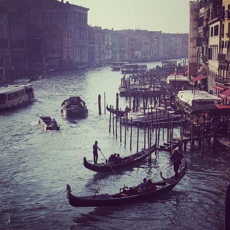 Canale Grande #Venedig