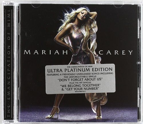 The Emancipation of Mimi - Platinum Edition ~ Mariah Carey,