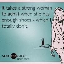 We LOVE this! shoes, quotes, fashion, addition elle, plus size, fashion