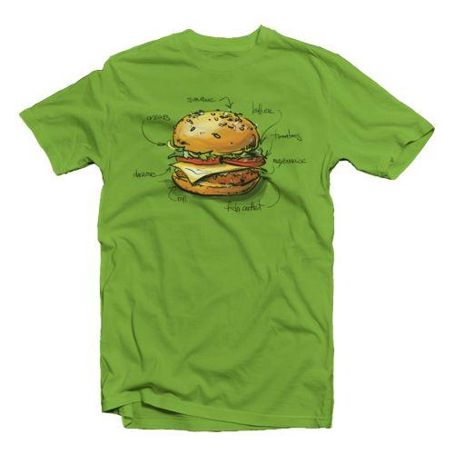 burger Oleh customizedtees