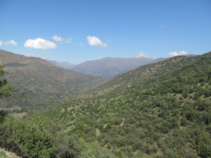 Camino a Lagunillas - Cajón del Maipo  https://www.youtube.com/user/YejezkelMotorcycle https://www.facebook.com/Yejezkel.Jaziel http://pinterest.com/yejezkeljaziel