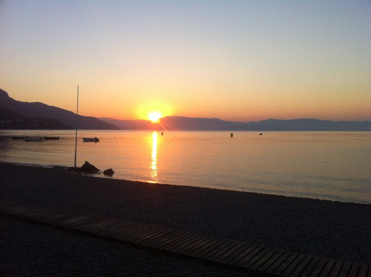 Sunrise at Ipssos