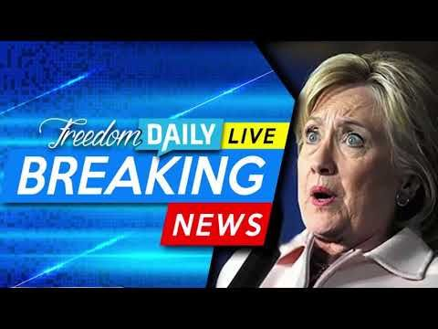 Bill Clinton Health Episode Caught On Video - YouTube