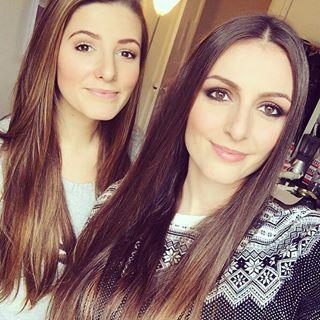 Les copines de cheveux (: