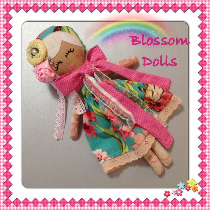 $55 Annaleise Doll by BlossomDolls on Handmade Australia
