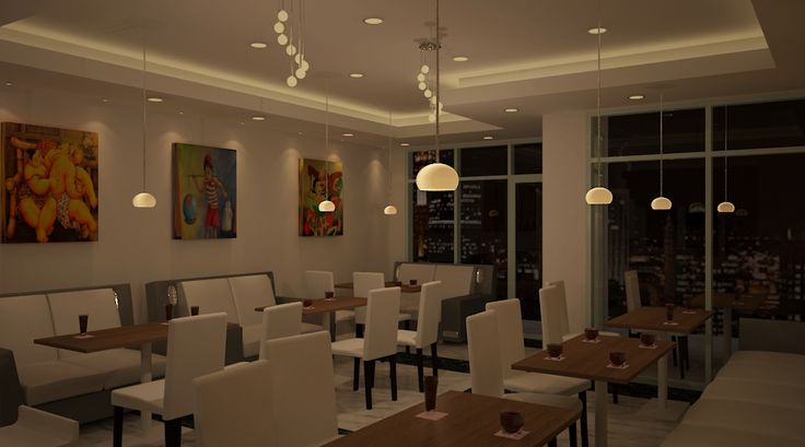more view of cafe tomang