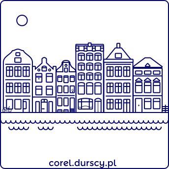 Amsterdam 3/3 #3 #corel_durscy_pl #durskirysuje #corel #coreldraw #vector #vectorart #illustration #draw #art #digitalart #graphics #flatdesign #flatdesign #icon #dom #domek #apartament #home #house #residence #apartments #amsterdam #holandia #holland #tryptyk #triptych