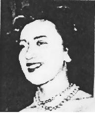 Eurovision 1956 Italy 1 Franca Raimondi