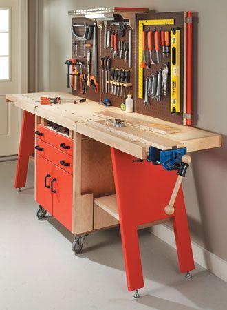 Folding Workshop | Woodsmith Plans