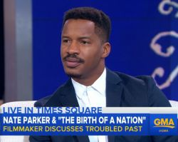 nice Nate Parker Addresses Rape Accusation: Watch 'GMA' Interview (VIDEO)