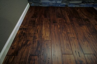 7 5 Quot Hand Scraped Sonoma Acacia Hardwood Flooring For