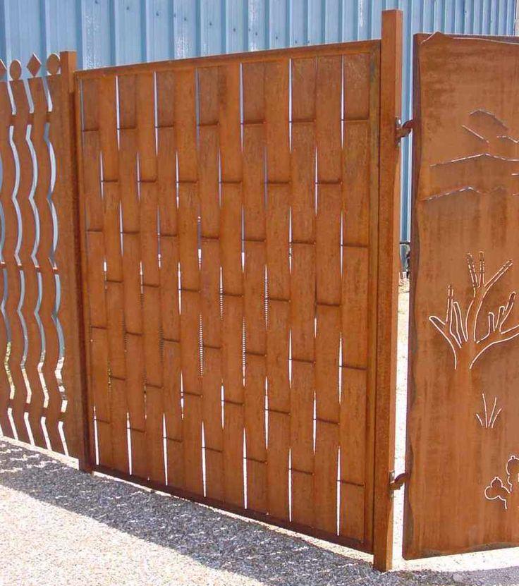 Lanai Fence Panels Custom Metal Fencing Pinterest