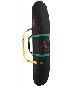 On Sale Burton Space Sack Snowboard Bag Bombaclot 166cm 2013